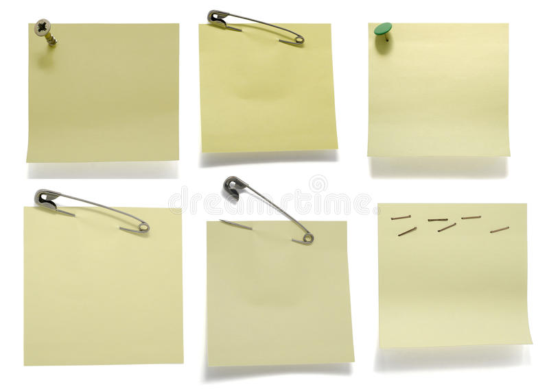 Download Adhesive Notes Royalty Free Stock Images - Image: 31891549