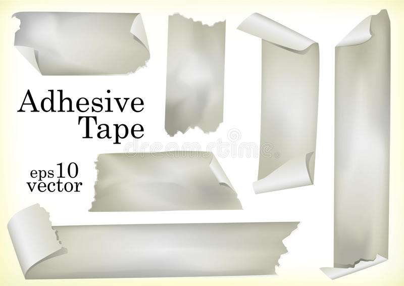 Download Adhesive Tapes Royalty Free Stock Images - Image: 22682849
