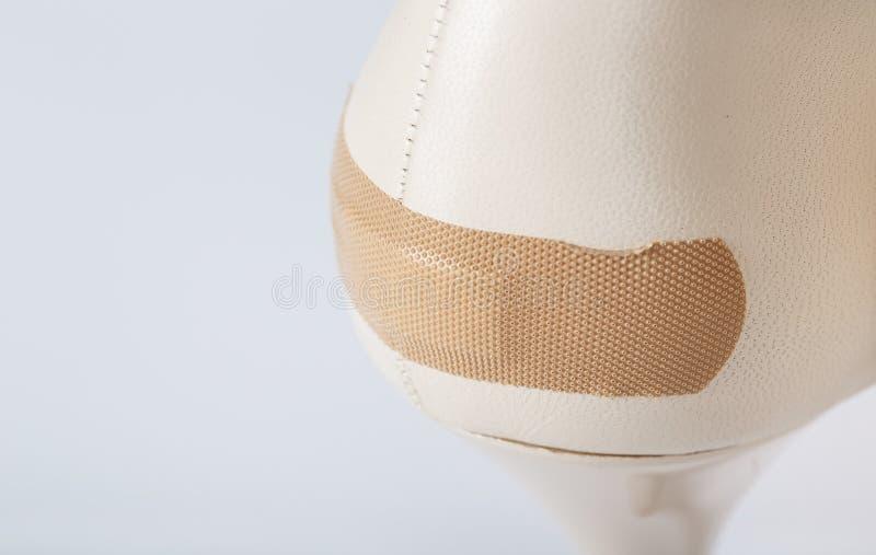 Adhezyjny bandaż dołączający lato szpilki obrazy royalty free