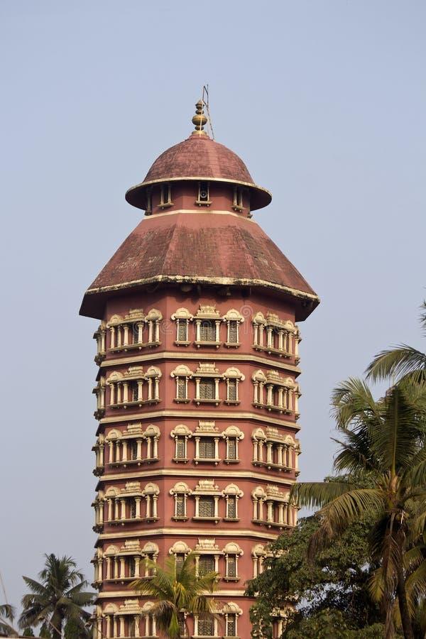 Adi Shankara Mandapam stock image