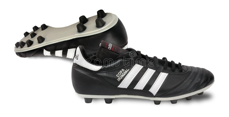Adidas football shoes editorial photo. Image of shoes - 18365196