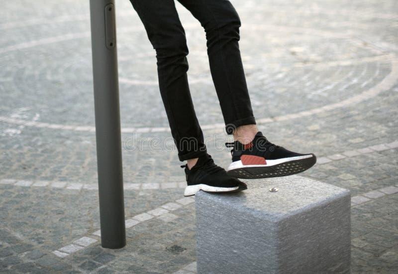 Adidas NMD 2 royaltyfri bild