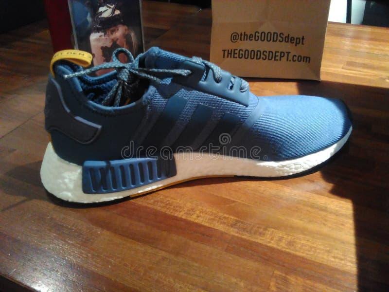Adidas NMD R1 immagine stock
