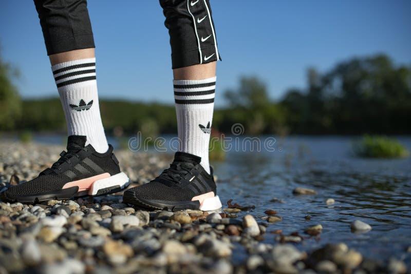 Adidas POD-S3 1 fotografia stock