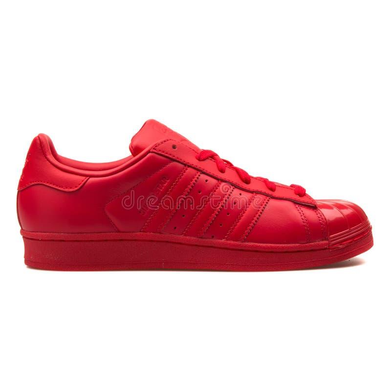 adidas superstar glossy toe pink