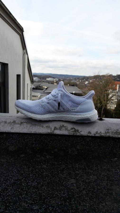 Adidas ultraboost στοκ εικόνα με δικαίωμα ελεύθερης χρήσης