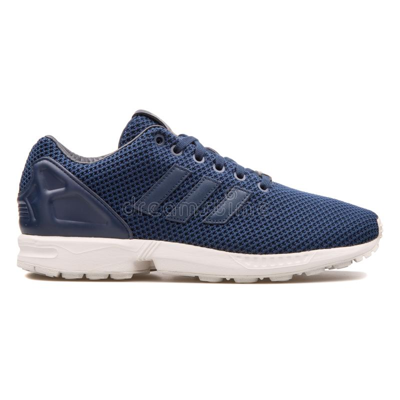 Adidas ZX Flux Navy Blue Sneaker