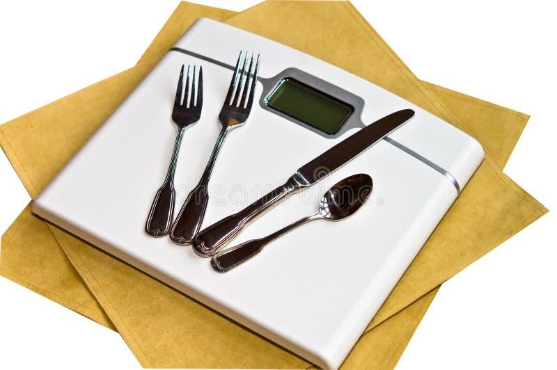 Adiete el concepto/la obesidad/la anorexia/el peso fotos de archivo