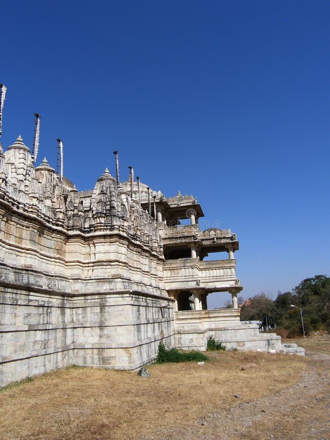 adinath wiary jain świątyni obrazy stock