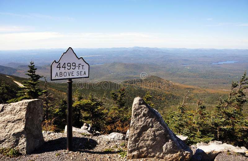 Download Adirondack Mountains In Fall Stock Photo - Image: 18413582