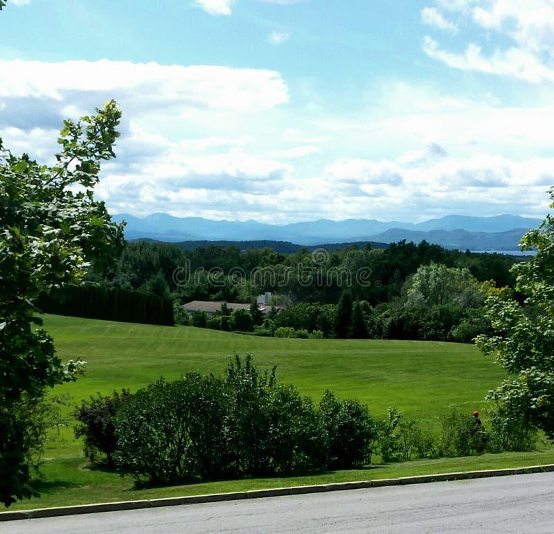 Adirondack Mountains royalty free stock image