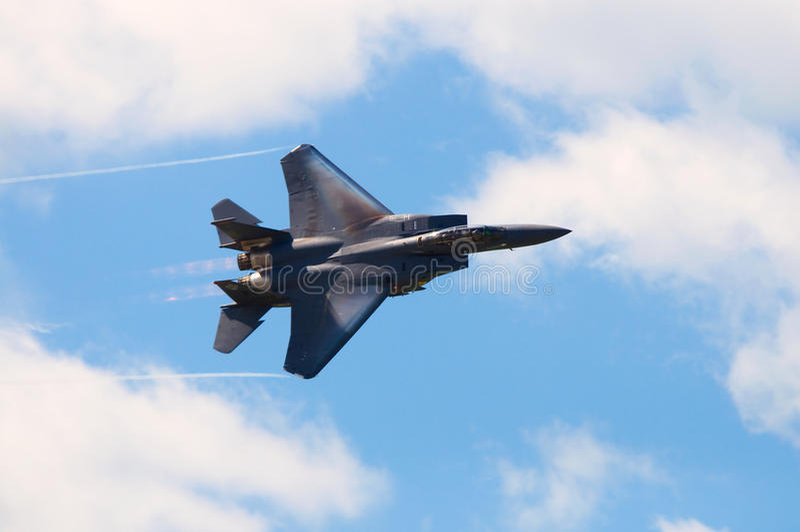 Adler F-15 stockfotos