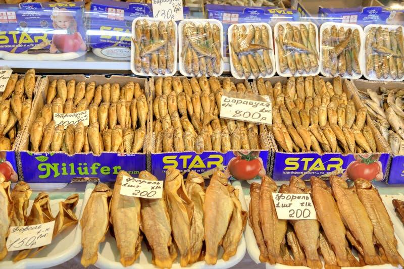 adler Mercato dell'alimento immagini stock libere da diritti