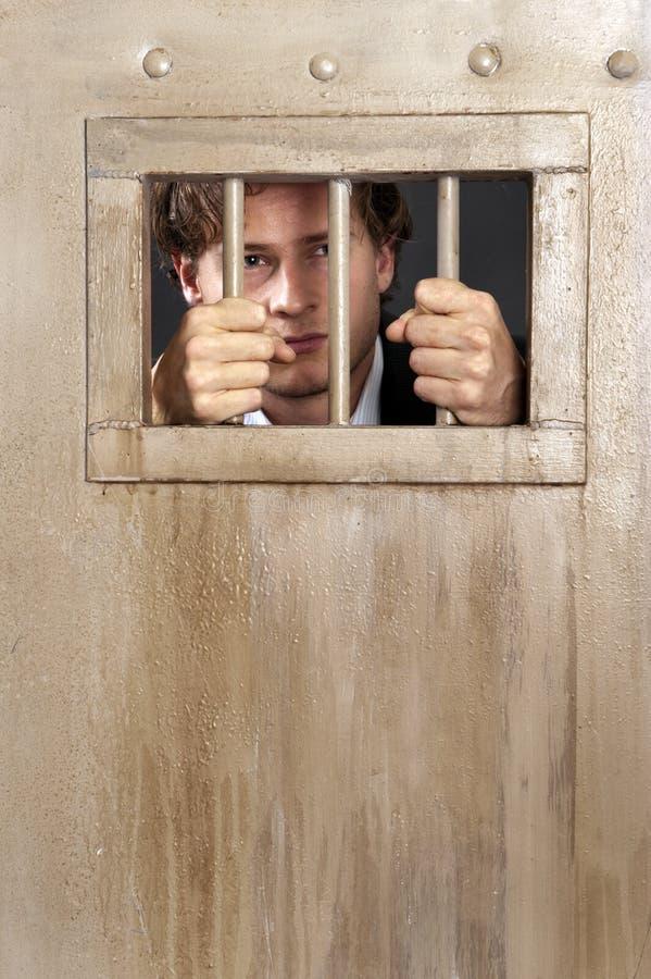 Administratieve misdadiger stock afbeelding