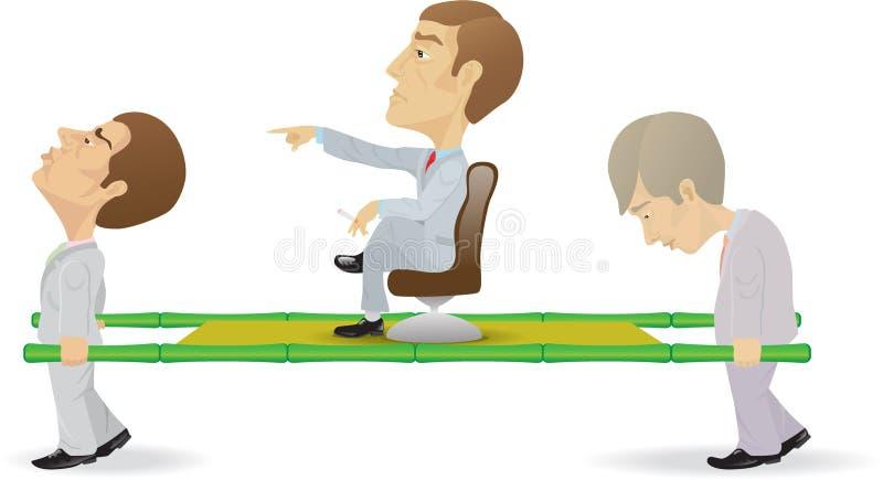 Administration stock illustrationer