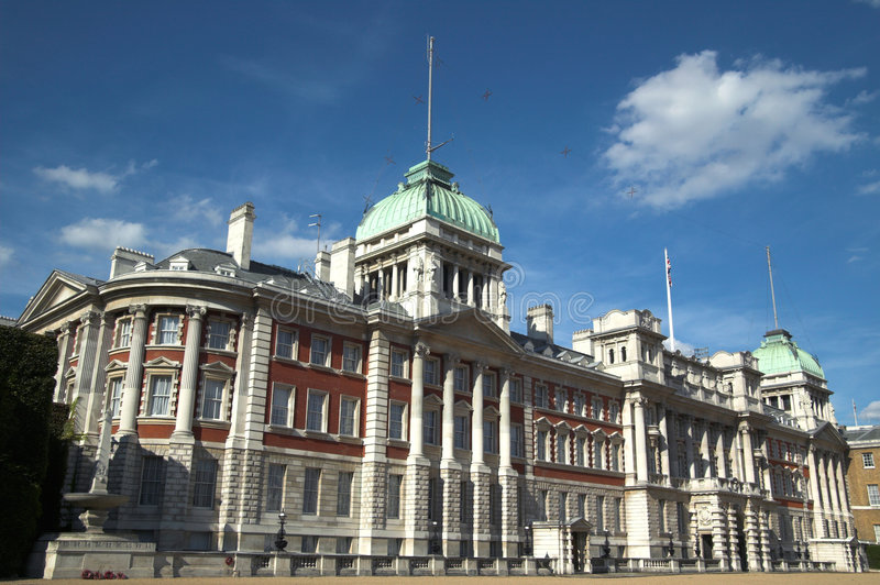Download Admiralty (Whitehall London) Stock Photo - Image: 3140774