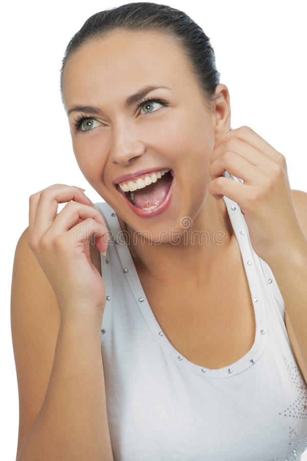 Download Admiration stock photo. Image of astonished, cute, happiness - 21043446