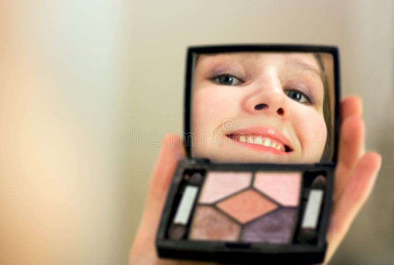 Download Admiring oneself stock photo. Image of looking, smiling - 7923606