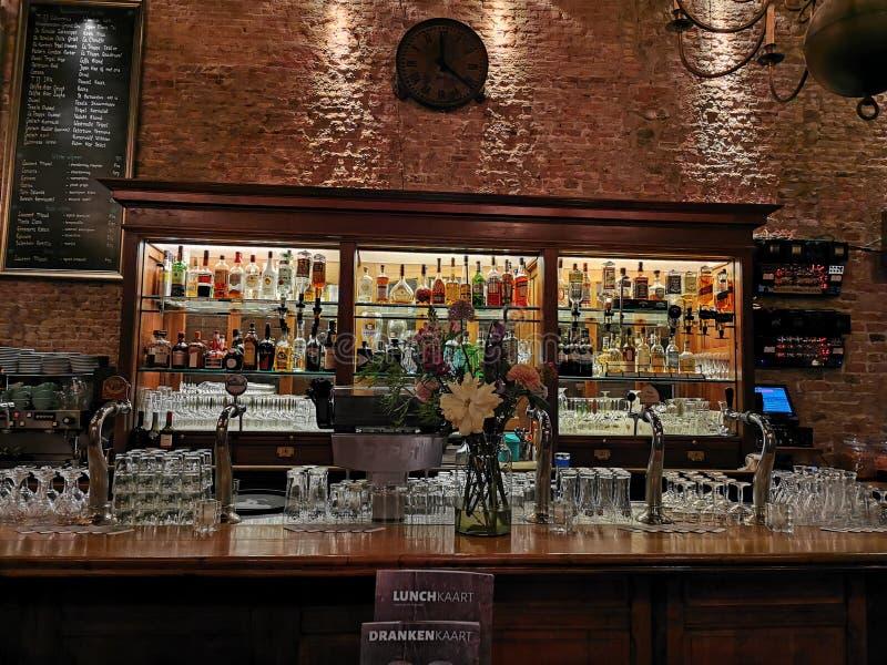 ?adny bar zdjęcie royalty free