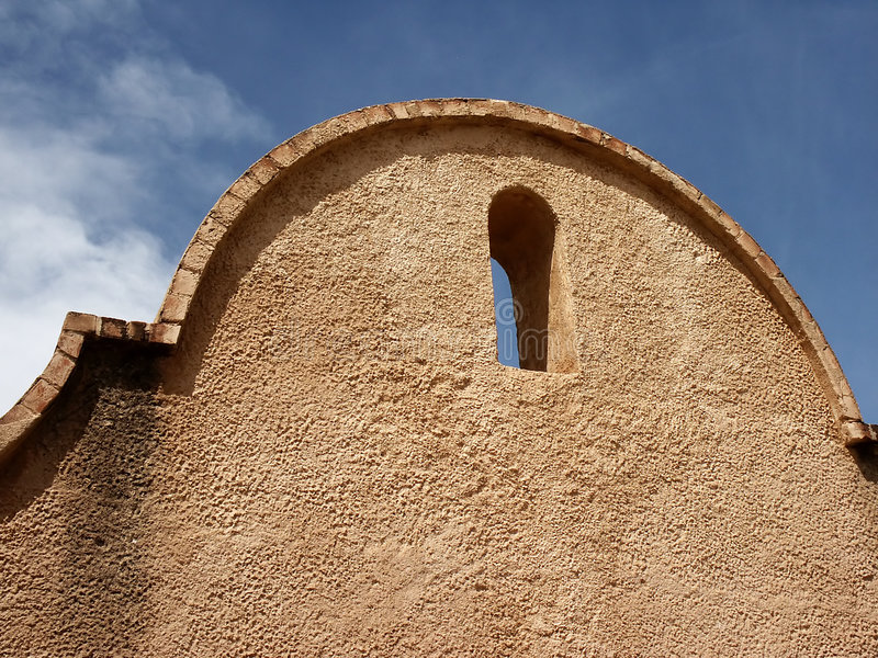 Download Adobe arch stock photo. Image of stucco, arch, tucson, religion - 189766