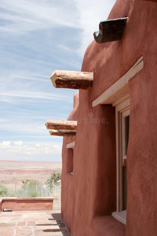 Adobe-Architektur lizenzfreies stockfoto