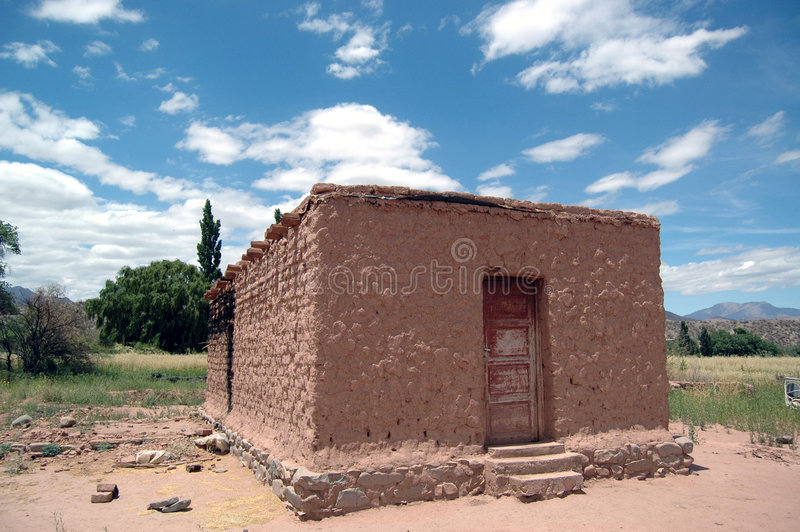 Download Adobe House Royalty Free Stock Images - Image: 4022049