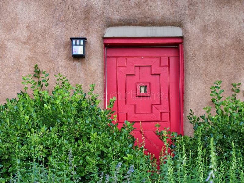 Adobe-huis royalty-vrije stock foto's