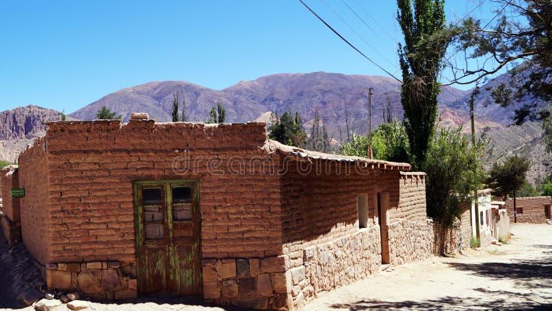 Adobe-huis - Casa DE adobe stock afbeeldingen