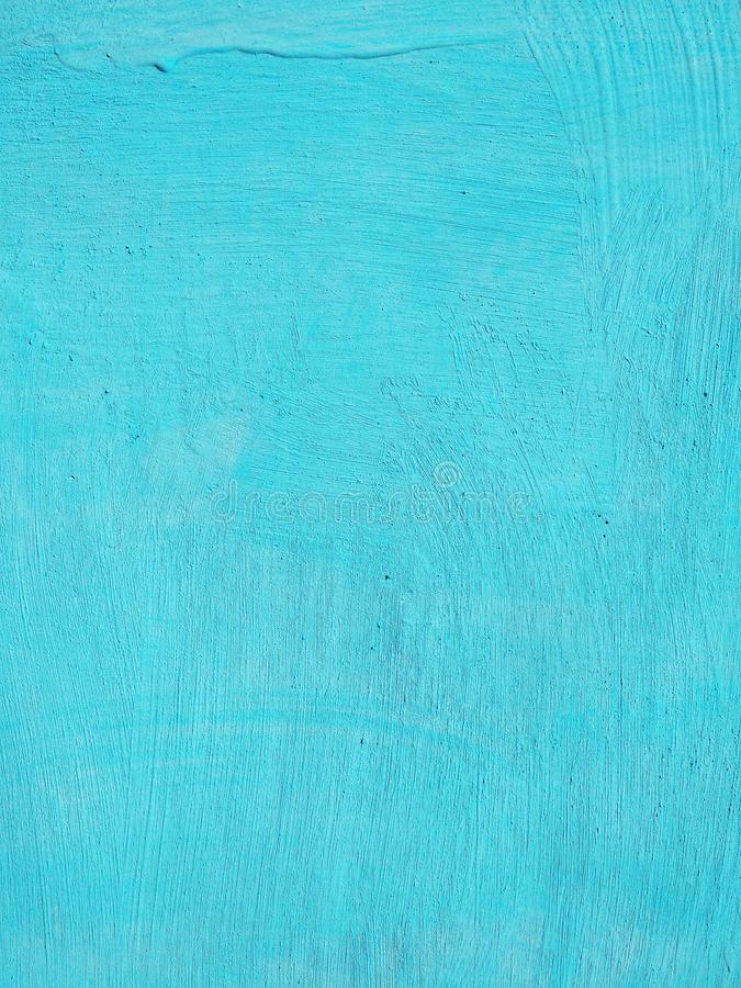 Adobe wall texture, whitewashing with blue tone, natural healthy material. Texture and background for design. Azure royalty free stock photography