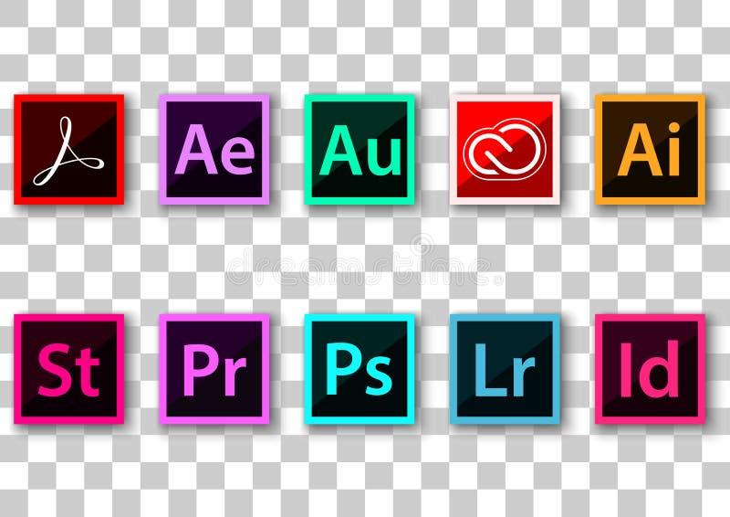 Adobefamilj för skrivbord