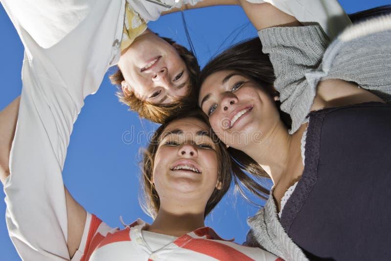 Adolescencias foto de archivo