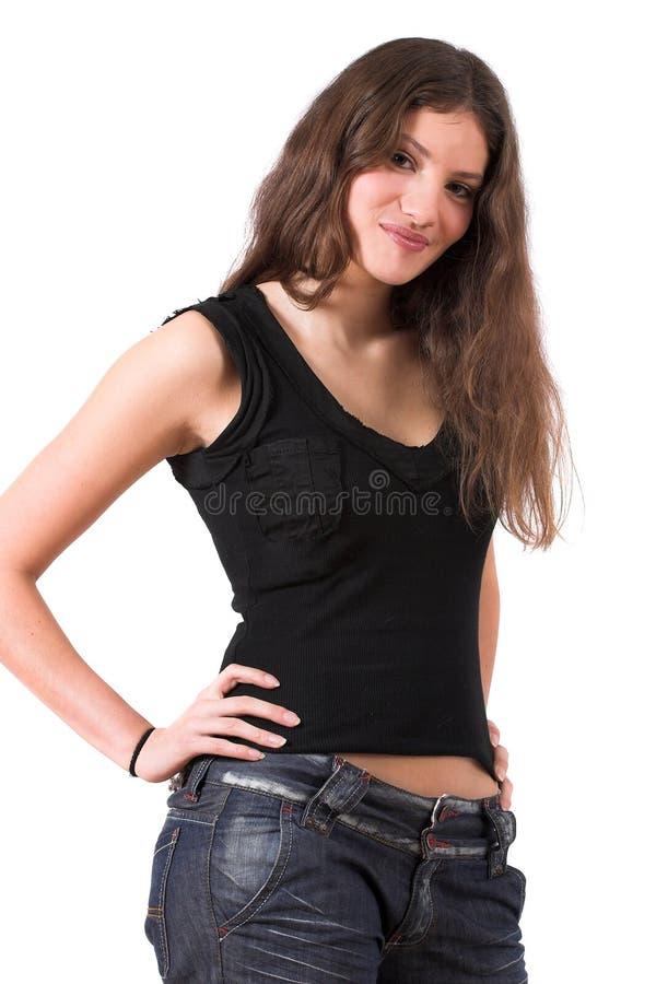 Adolescent confiant photos stock