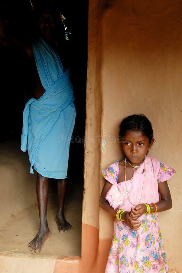 Adolescent Girl in rural India