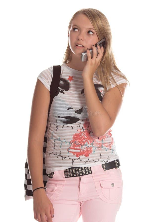 Adolescente photographie stock libre de droits