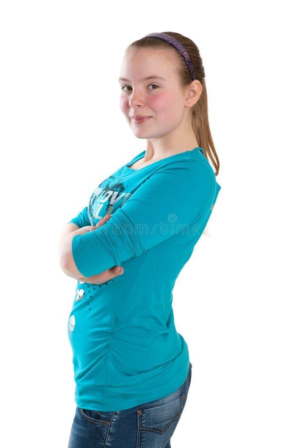 Download Adolescente foto de stock. Imagem de infância, fêmea - 16851564