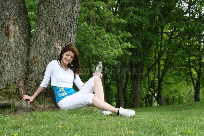Adolescente fotografie stock libere da diritti
