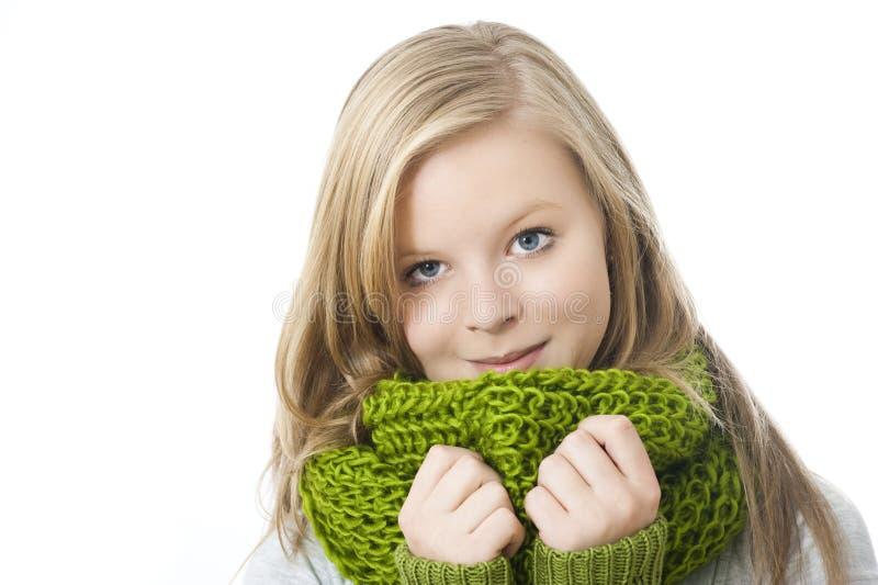 Adolescente immagine stock libera da diritti