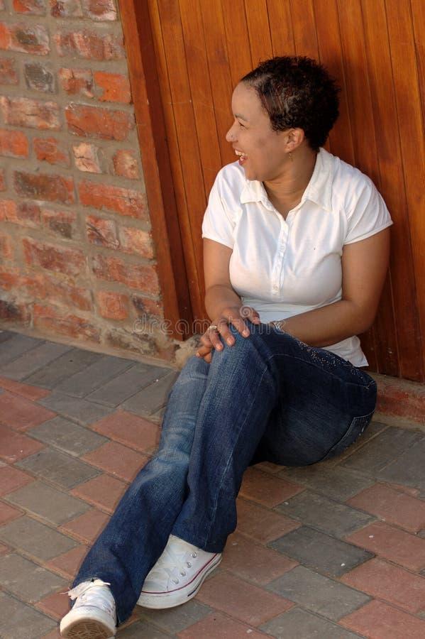 Adolescente africano fotos de stock royalty free