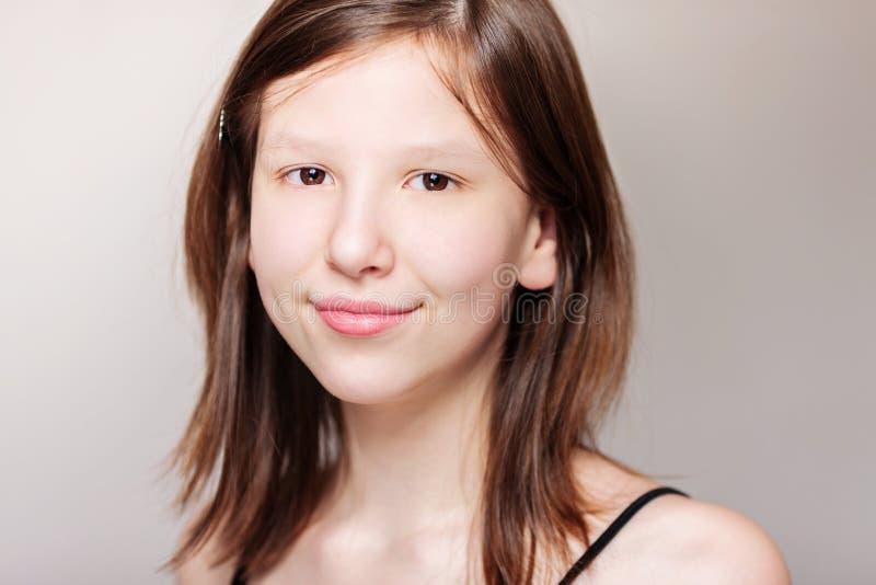 Adolescente attirante image libre de droits