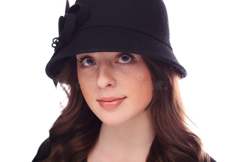 Adolescente bonito imagens de stock royalty free