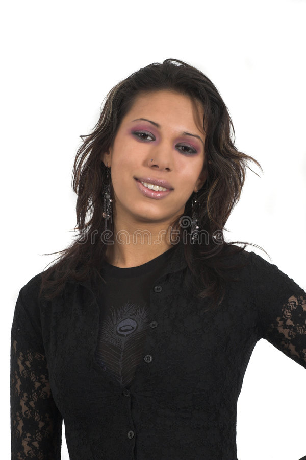 Download Adolescente bonito imagem de stock. Imagem de forma, modelo - 543969