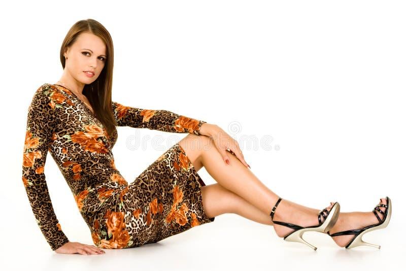 Download Adolescente elegante foto de stock. Imagem de detalhes - 10055078