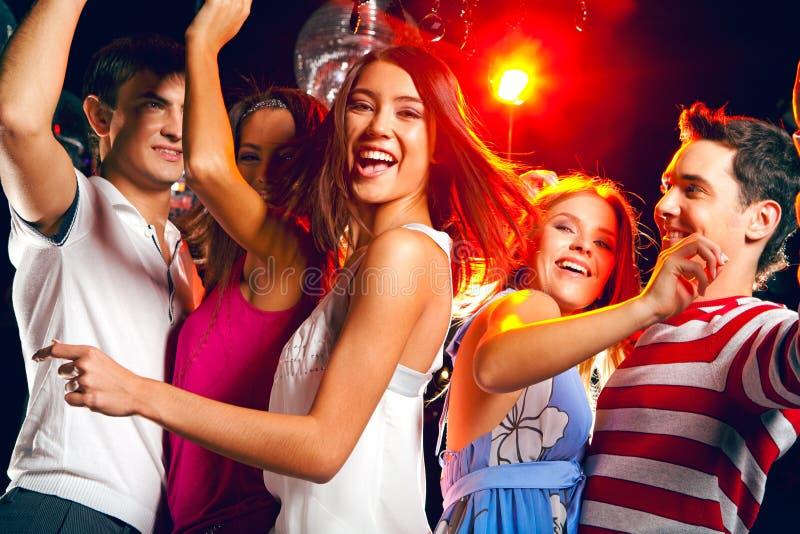 Adolescente energético imagem de stock royalty free