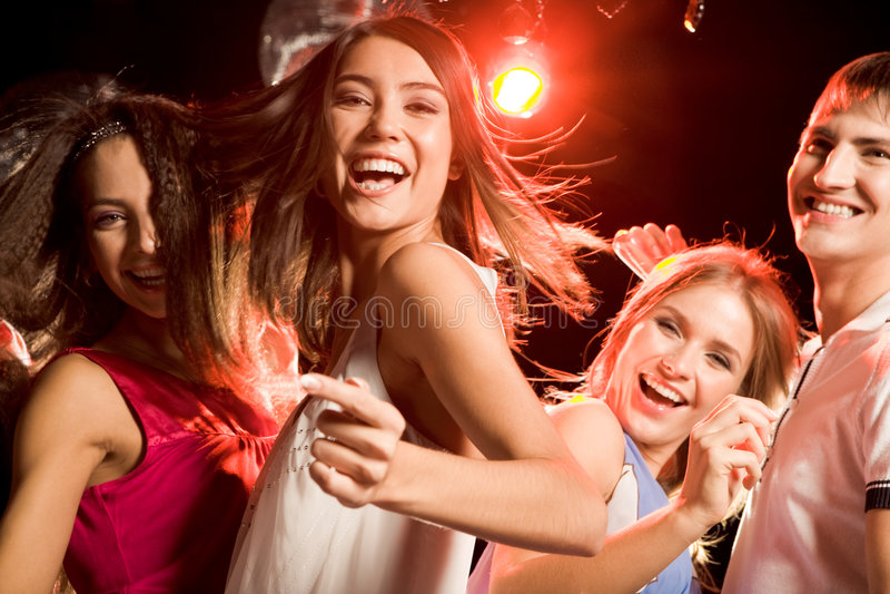 Adolescente energético fotografia de stock royalty free