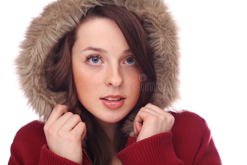Adolescente grazioso fotografie stock