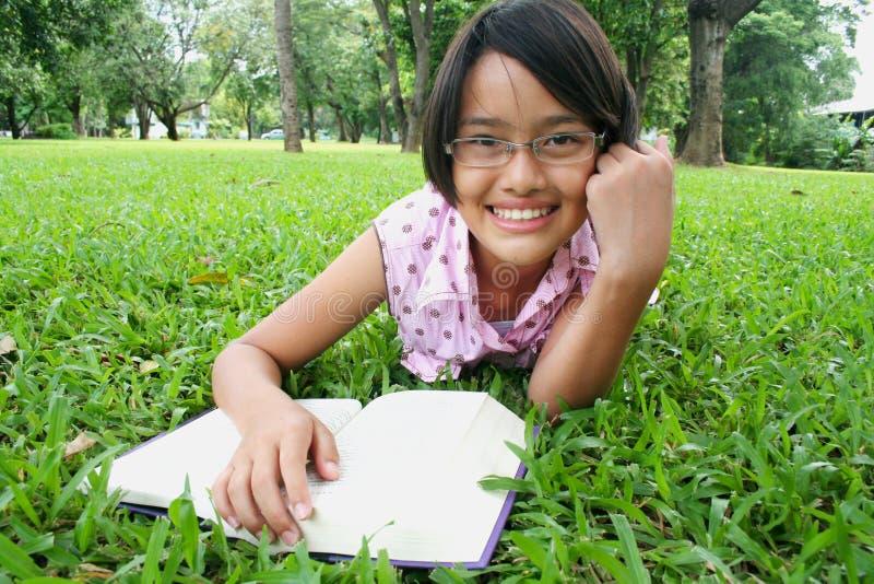 Adolescente joven (series) imagen de archivo