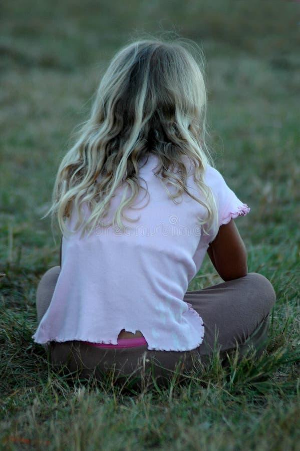 Adolescente Lovesick fotos de stock