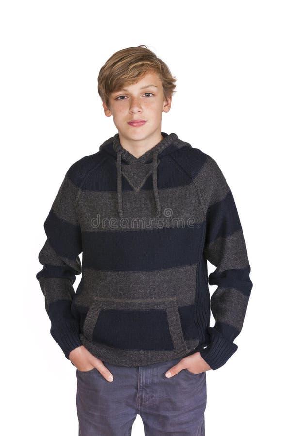 Adolescente maschio del bambino del ragazzo fotografie stock