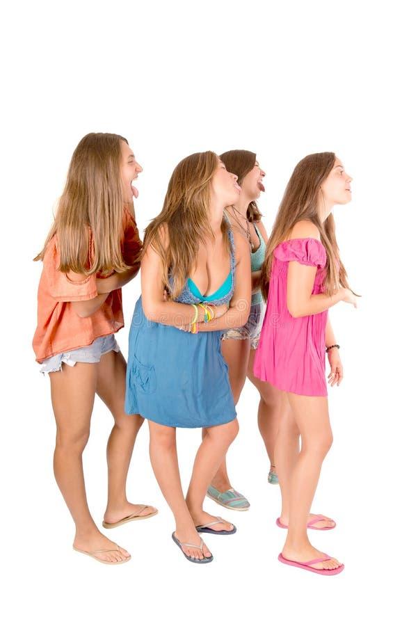 adolescentes fotos de archivo
