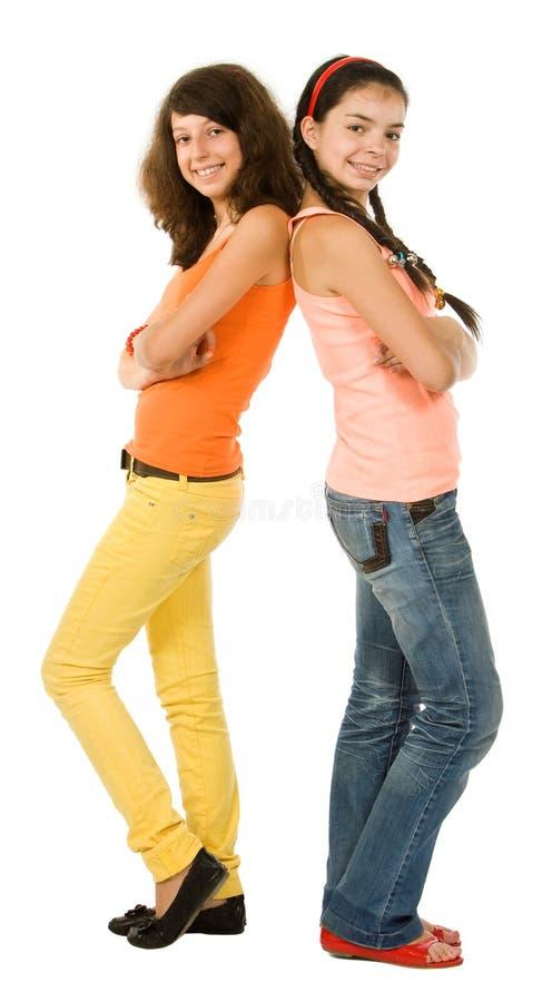 Adolescenti fotografie stock